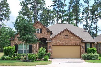 Conroe Single Family Home For Sale: 3553 Falcon Way