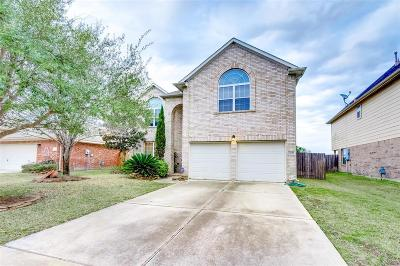 Katy Single Family Home For Sale: 24626 Red Bluff Trail