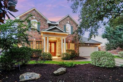 The Woodlands Single Family Home For Sale: 18 Melville Glen Place