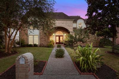 Houston Single Family Home For Sale: 15407 Dawn Meadows Drive