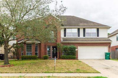 Houston Single Family Home For Sale: 3806 Ashlee Lane