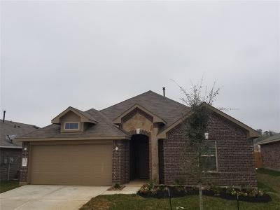 Conroe TX Single Family Home For Sale: $228,990