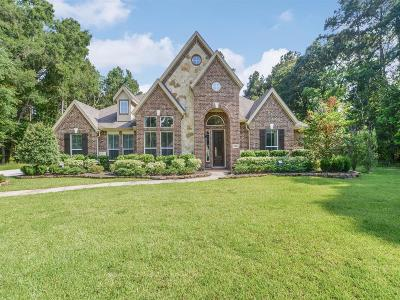 Huffman Single Family Home For Sale: 1122 Commons Vista Drive