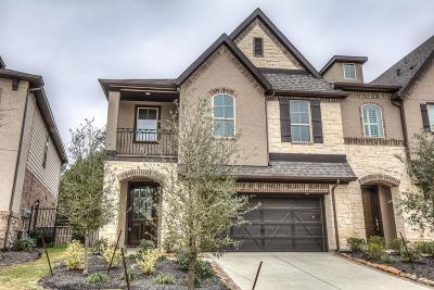 The Woodlands Condo/Townhouse For Sale: 11 Daffodil Meadow Place