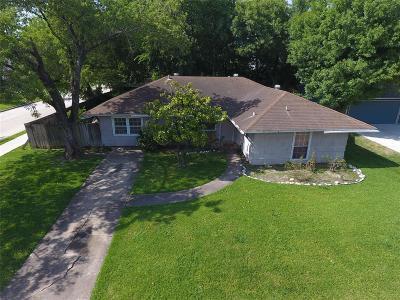 Houston Single Family Home For Sale: 5346 Windswept Lane