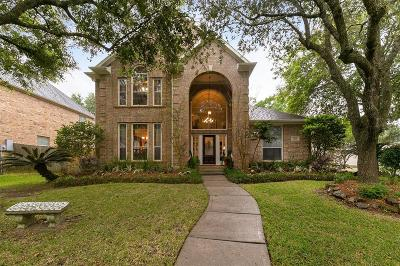 Friendswood Single Family Home For Sale: 1808 Parkview Drive