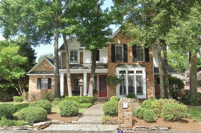 Kingwood Single Family Home For Sale: 3407 Cedar Mill Court