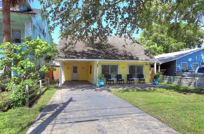 Clear Lake Single Family Home For Sale: 310 E Shore Drive