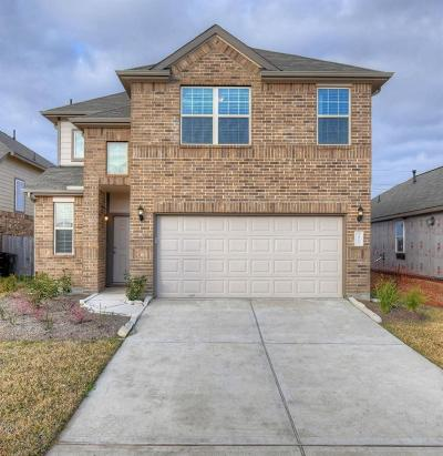 Katy Single Family Home For Sale: 3511 Rossini Drive
