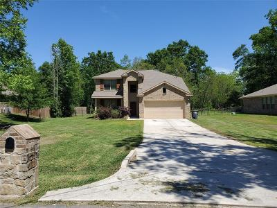Willis Single Family Home For Sale: 13248 Hidden Trail Court