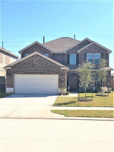 Single Family Home For Sale: 7334 Cypress Shumard Oak Drive