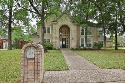 Spring Single Family Home For Sale: 8515 Tranquil Park Drive