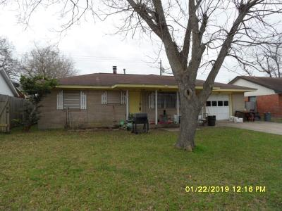 Texas City Single Family Home For Sale: 3017 Somerset Avenue