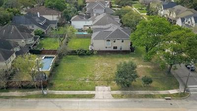 Bellaire Residential Lots & Land For Sale: 4601 Valerie Street