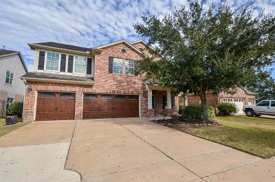Rosenberg Single Family Home For Sale: 8415 Clover Leaf Drive
