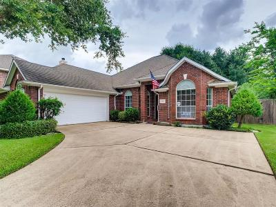 Pearland Single Family Home For Sale: 6305 Palm Court