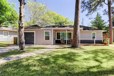 Houston Single Family Home For Sale: 1122 Worthshire Street