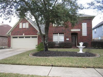 La Porte Single Family Home For Sale: 11038 Mesquite Drive