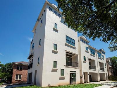 Houston Single Family Home For Sale: 1535 Michigan Street