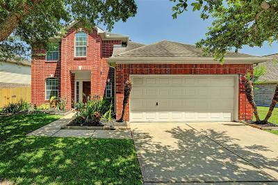 League City TX Single Family Home For Sale: $279,900
