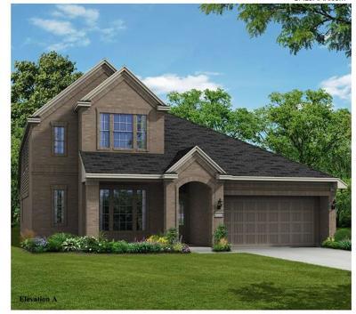 Pecan Grove Single Family Home For Sale: 1614 Mahan