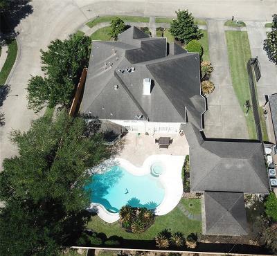 Houston Single Family Home For Sale: 5206 Westridge Place