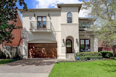 Bellaire Single Family Home For Sale: 4416 Betty Street