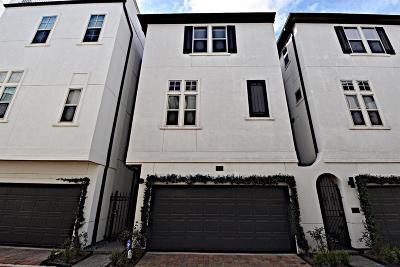 Houston Single Family Home For Sale: 411 W 17th Street #B