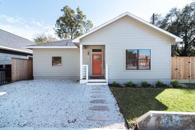 Houston Single Family Home For Sale: 1201 Lawson Street