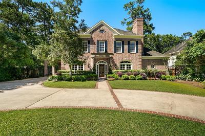 Galveston County, Harris County Single Family Home For Sale: 10730 Beinhorn Road