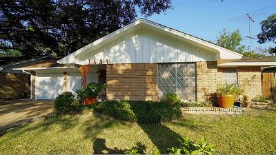 Houston Single Family Home For Sale: 1434 Wisterwood Drive