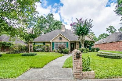 Kingwood Single Family Home For Sale: 4311 Terrace Pines Drive