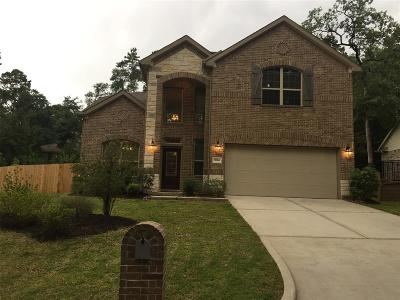Willis Single Family Home For Sale: 9014 San Saba Way