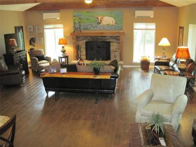 New Ulm Country Home/Acreage For Sale: 1052 Briar Crest Drive