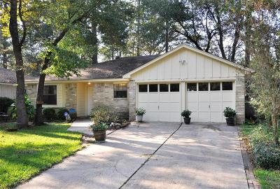 The Woodlands Single Family Home For Sale: 11 Capewood Court