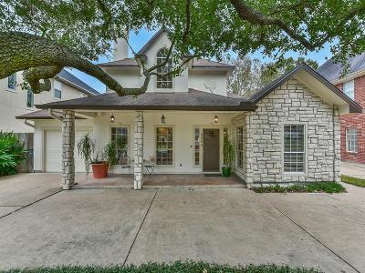 Bellaire Single Family Home For Sale: 5204 Huisache Street