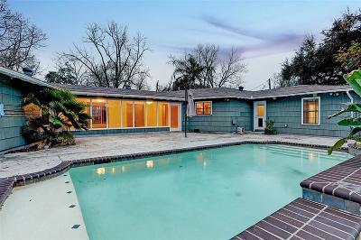 Houston Single Family Home For Sale: 7075 Santa Fe Drive