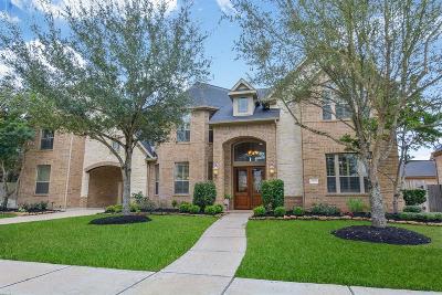 Sugar Land Single Family Home For Sale: 4518 Riley Way Lane