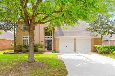 Humble Single Family Home Pending: 18215 Bluewater Cove Drive