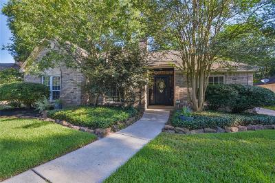 Kingwood Single Family Home For Sale: 3935 Fawn Creek Drive