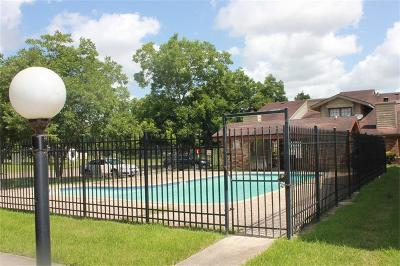 Galveston County Rental For Rent: 200 Pecan Drive #201