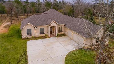 Montgomery Single Family Home For Sale: 8967 Navigation Circle