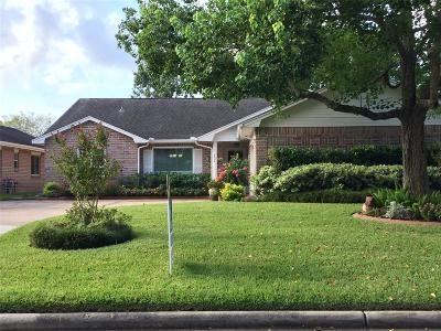 Pearland Single Family Home For Sale: 2814 Poplar Creek Lane