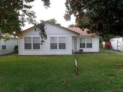 Houston Single Family Home For Sale: 1809 W 15th Street