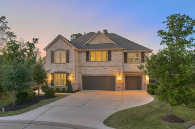 Montgomery Single Family Home For Sale: 126 Madeline Court
