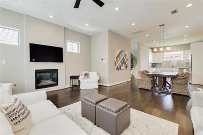 Houston Single Family Home For Sale: 2909 Blodgett Street