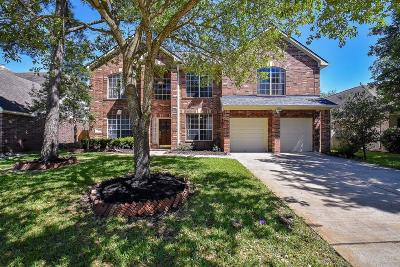 Katy Single Family Home For Sale: 3111 Pennywell Lane
