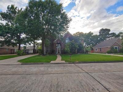 Single Family Home For Sale: 18314 Autumn Park Drive