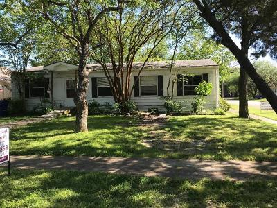 Texas City TX Single Family Home For Sale: $99,000