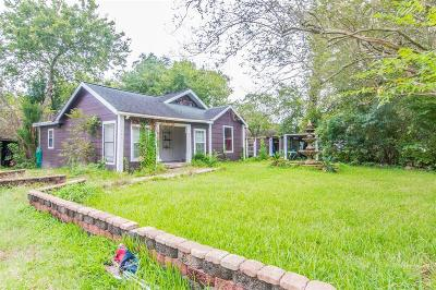 Baytown Single Family Home For Sale: 120 Wood Avenue